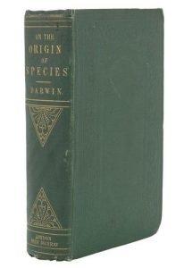 Original edition - On the Origin of Species