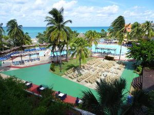 Varadero all inclusive resort - the tropical paradise meme has spread far beyond the South Pacific