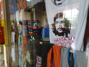 Che Guevera merchandise - what he would think of it?