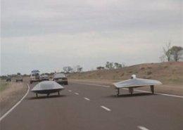 Solar Cars racing